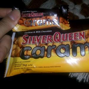 SilverQueen Caramel 3