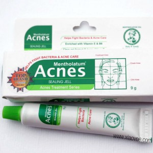 acnes sealing jell 1