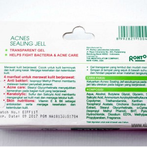 acnes sealing jell 2