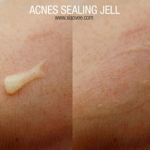 acnes sealing jell 4