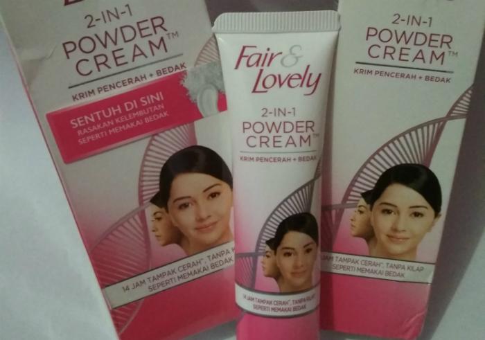 Fair & Lovely 2 in 1 Powder Cream by Nanda P - YukCoba.in