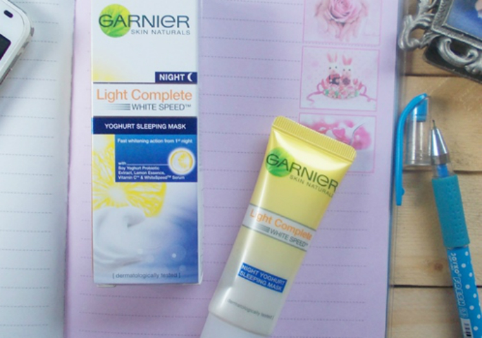 Review-garnier-new-light-complete-yoghurt-sleeping-mask-95
