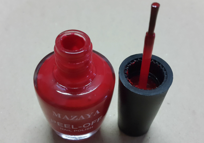 Review-mazaya-peel-off-nail-polish-glamour-red-16