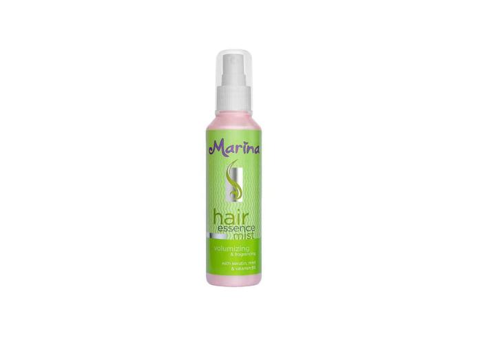 review gratis tester Marina Hair Mist gratis