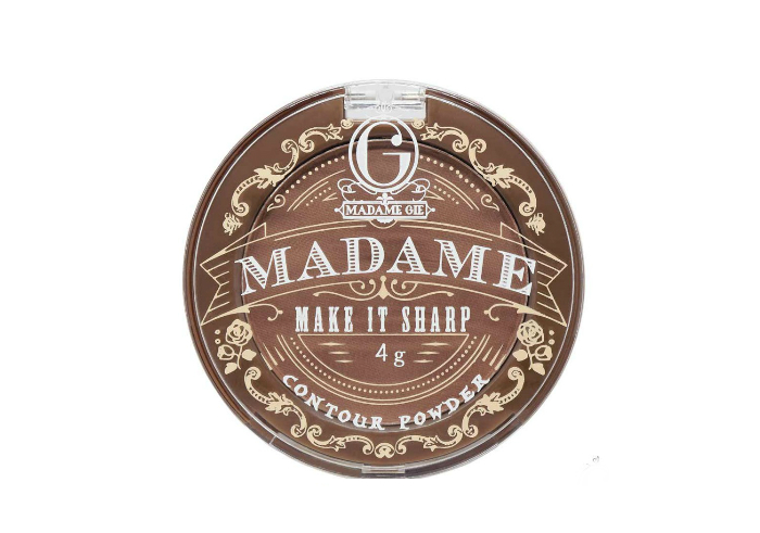 review gratis tester Madame Gie Make It Sharp - Contour gratis