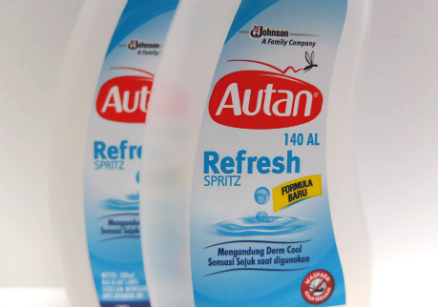 review gratis Autan Refresh Spritz