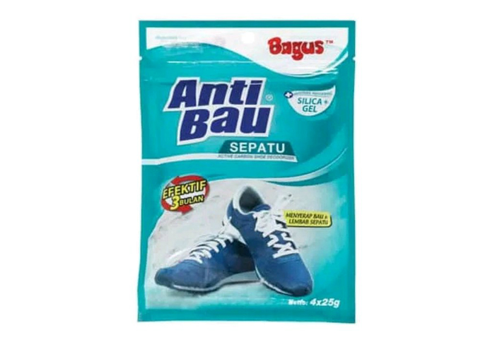 review image Bagus Anti Bau Sepatu