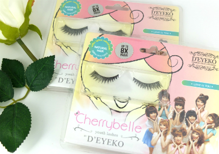 Bulu Mata Palsu D'Eyeko Cherrybelle