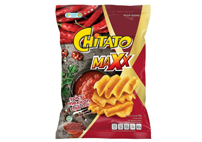 review image Chitato Maxx