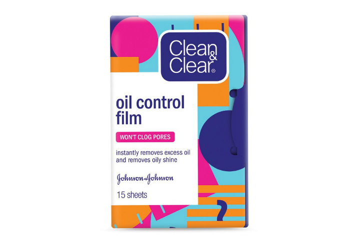 review image Clean & Clear Oil Control Film 15s Geometric