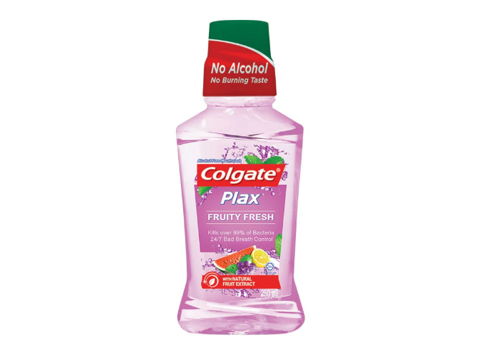 review image  Colgate Plax Fruity Fresh