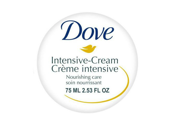 review gratis tester Dove Body Cream Intensive Nourishing Care  gratis