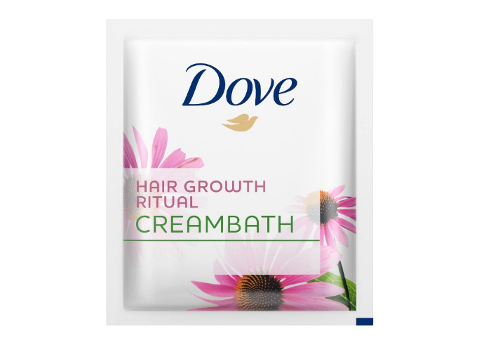 review gratis Dove Creambath - Hair Growth Ritual