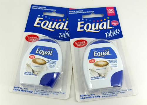 review gratis Equal Tablets Pemanis Buatan