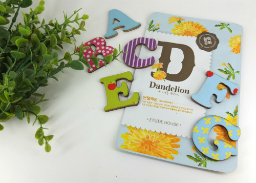 Etude House Essential Mask Sheet Dandelion