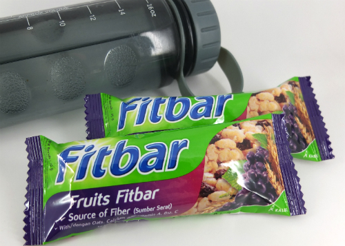 review gratis Fitbar Fruits