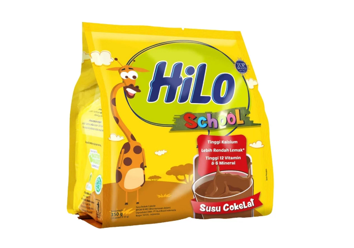review image Hilo School Coklat