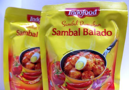 review gratis Indofood Sambal Rumahan Sambal Balado