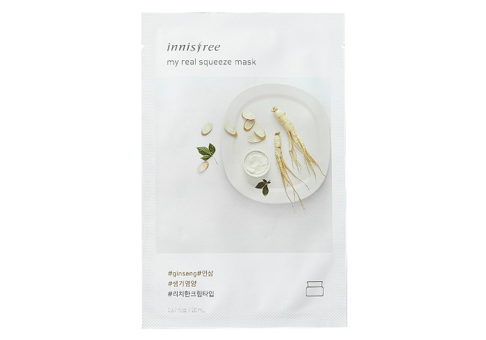 review image Innisfree Mask - Ginseng