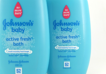 Johnson's Baby Active Fresh Bath
