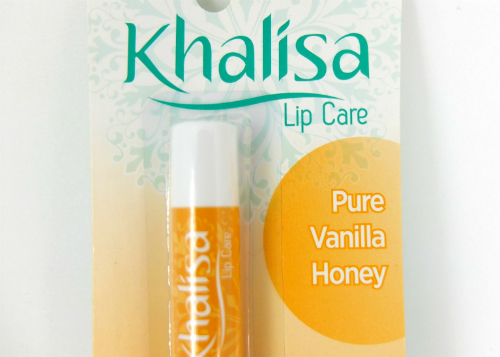 Khalisa Lip Care - Pure Vanilla Honey