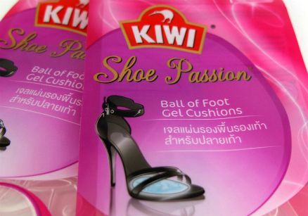 Kiwi Shoe Passion Gel Cushion