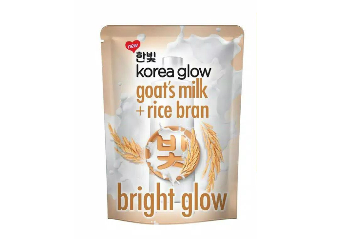 review image Korea Glow Body Wash Bright Glow