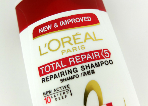 L'Oreal Paris Total Repair 5 Repairing Shampoo