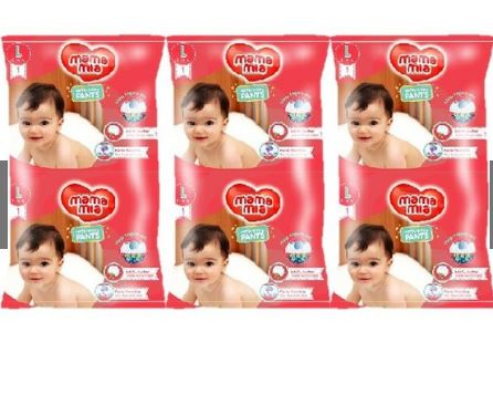 review image Mamamia Pampers