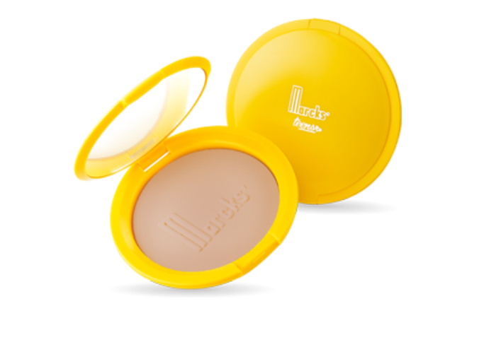 review gratis tester Marcks' Teens Compact Powder gratis