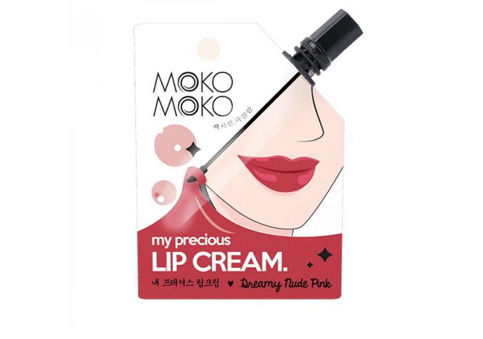 review image Moko Moko My Precious Lip Creme