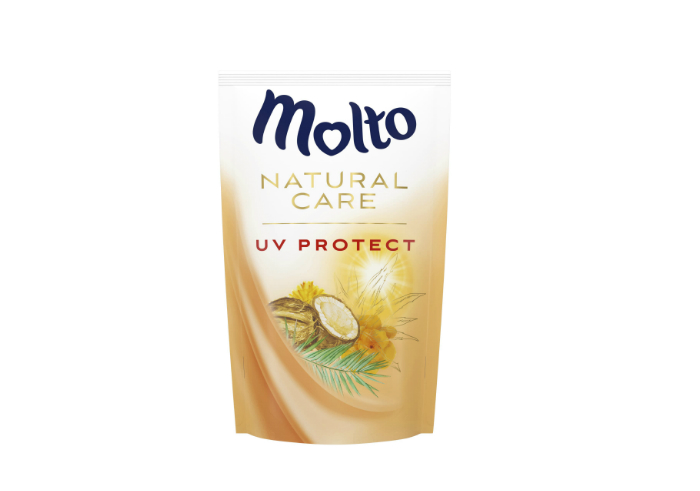 review image Molto Natural Care - Coconut Oil & Aloe Vera