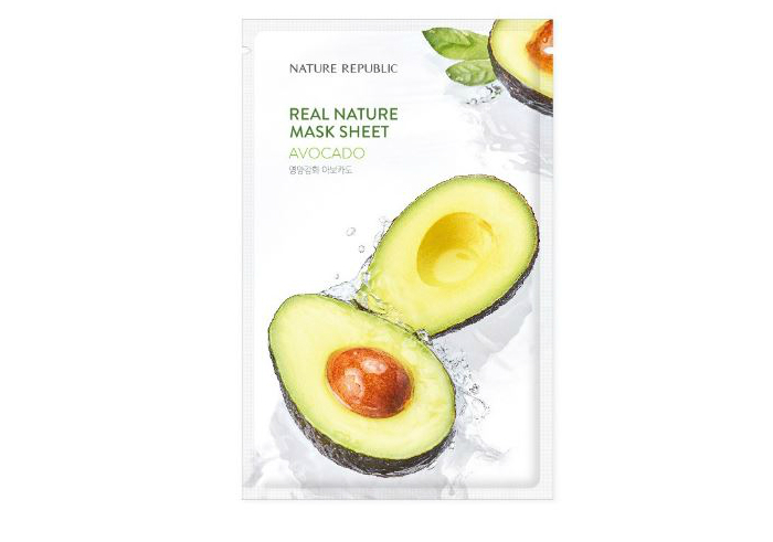 review image Nature Republic Mask