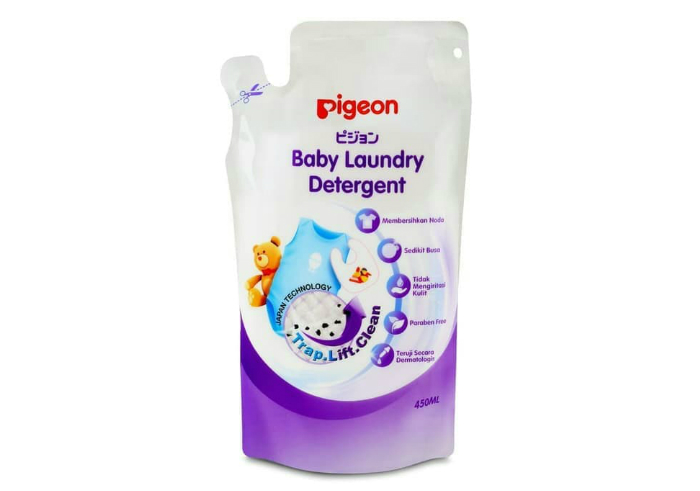 review image Pigeon Baby Laundry Detergent - Refill