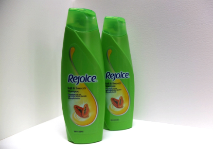 review gratis Rejoice Soft & Smooth Shampoo