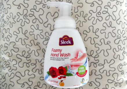 Sleek Foamy Hand Wash Caring