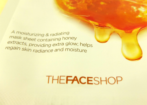The Face Shop Real Nature Mask Honey
