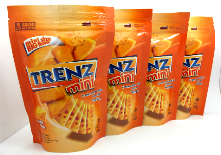 review gratis Trenz Mini Cheddar Cheese