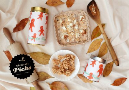 review gratis Cluster Couple & Co. Spectacular Krispies