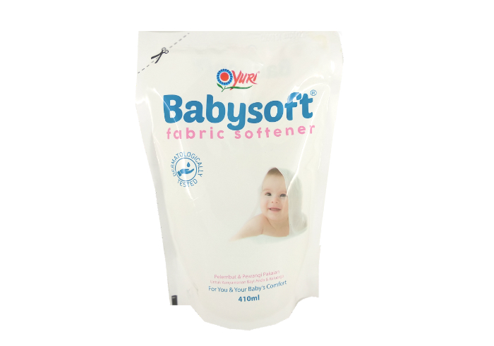 review image Yuri Babysoft Fabric Softener