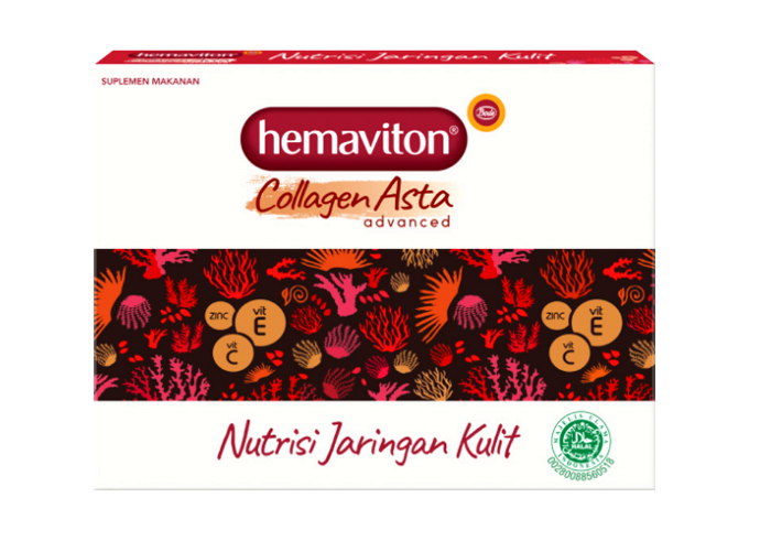 gambar Hemaviton Collagen Asta Advanced gratis