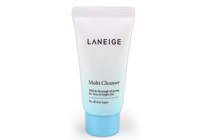 review gratis Laneige Multi Cleanser - 30 ml