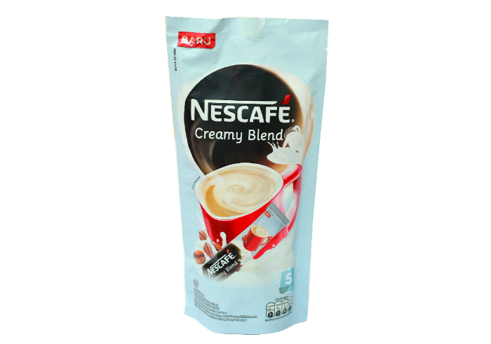 review image Nescafe Creamy Blend