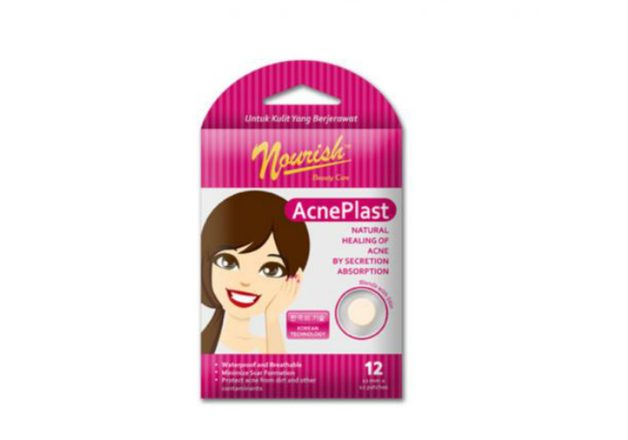 Nourish Beauty Care Acne Plast