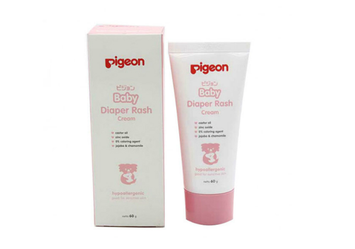 review image Pigeon Baby Diaper Rash Cream