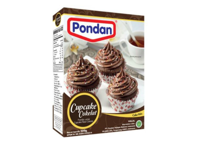 review image Pondan Cupcake