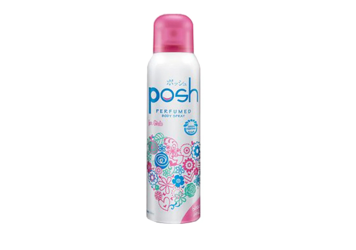review image Posh Body Spray Blaze Pink