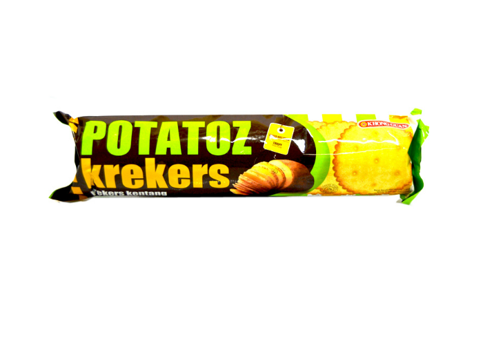 review image Potatoz Krekers
