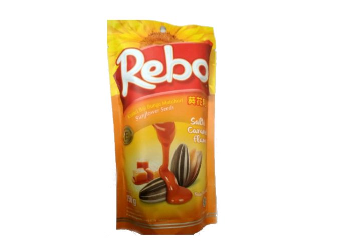 review image Kuaci Rebo - Caramel