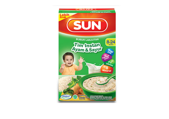 review image Sun Tim Instant Sayur Ayam Box